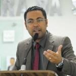 presidente da Câmara de Bayeux Jefferson Kita - Jefferson Kita pretende recorrer à Justiça ainda hoje sobre eleições em Bayeux