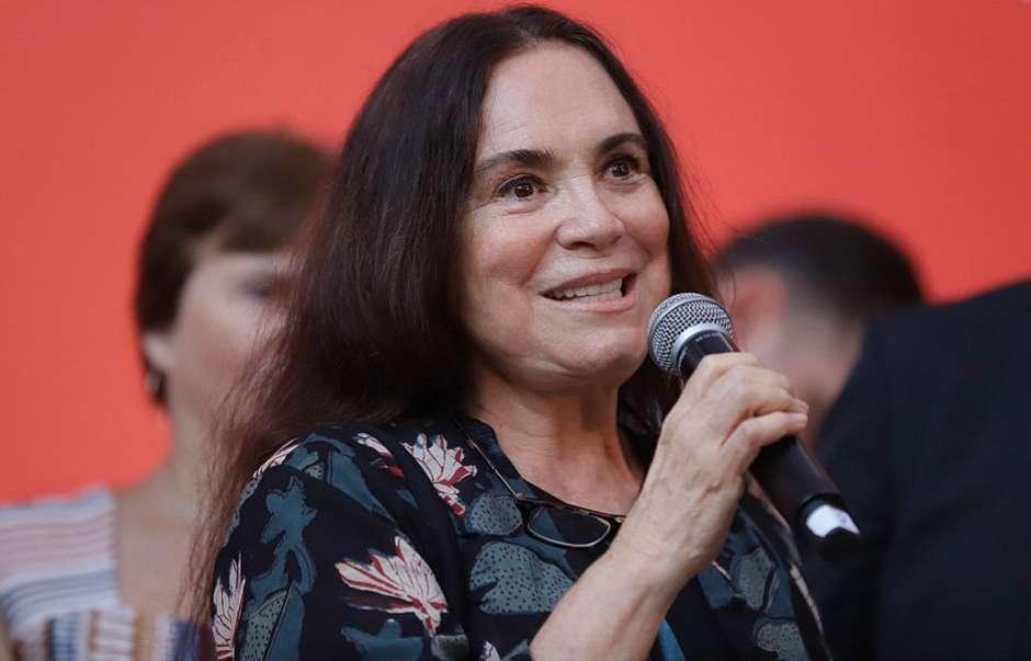 regina duarte wikimedia commons - Cargo anunciado para Regina Duarte não existe na Cinemateca - LEIA CARTA