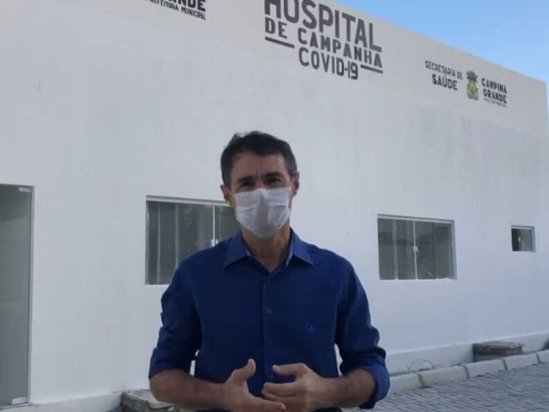 romero codecomcg - Covid-19: profissionais da saúde de CG denunciam que hospital de campanha da gestão Romero é só de fachada