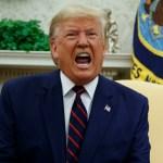 shutterstock editorial 10434333bm - Após ter mensagem marcada como 'fake news, Donald Trump ameaça fechar redes sociais