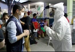 Saúde de Campina Grande não detecta casos de Covid-19, em venezuelanos