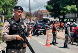 Polícia cumpre mandado de prisão por roubo durante operação em João Pessoa