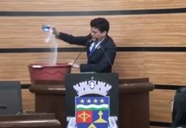 """Vereador na Bahia """"lava"""" a toga de desembargadores acusados de vender sentenças – VEJA VÍDEO"""