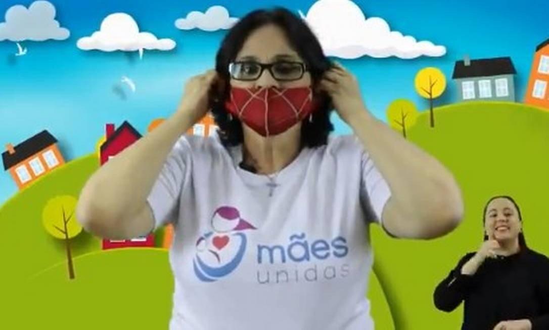 xdamares 2.jpg.pagespeed.ic .Th1q zxPcs - Ministério faz concurso para incentivar uso de máscaras por crianças e prêmio é passar tarde com Damares e Michelle Bolsonaro; VEJA VÍDEO