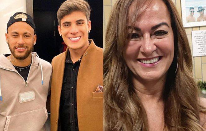"""1561385887 - BOMBA HOMOFÓBICA: Em áudio vazado, Neymar e parças xingam e ameaçam namorado da mãe - """"viadinho"""" e de """"dá o cu do caralho"""""""