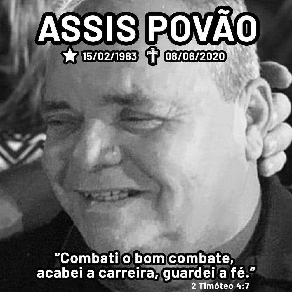 17013cf7 c546 4fb5 a842 df5248a8983e - Auditor fiscal Assis Povão morre vítima da Covid-19