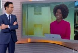 César Tralli e Maju Coutinho viram favoritos para substituir Bonner e Renata no Jornal Nacional