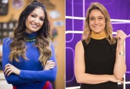 Fernanda Gentil e Patrícia Poeta vão comandar o 'Encontro' nas férias de Fátima Bernardes