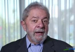 NA TARDE DE HOJE: ex-presidente Lula concede entrevista ao Arapuan Verdade; saiba como acompanhar
