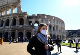 Itália registra menor número de casos ativos de covid-19 em três meses