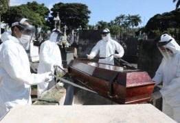 Coronavírus: Brasil volta a bater mais de 1200 mortes em 24 horas