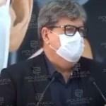 4bc7f9fd fd6d 4b06 9f8c ea06b0ca7c83 - João Azevedo critica politicagem e uso de fake news sobre ações do governo durante pandemia de coronavírus