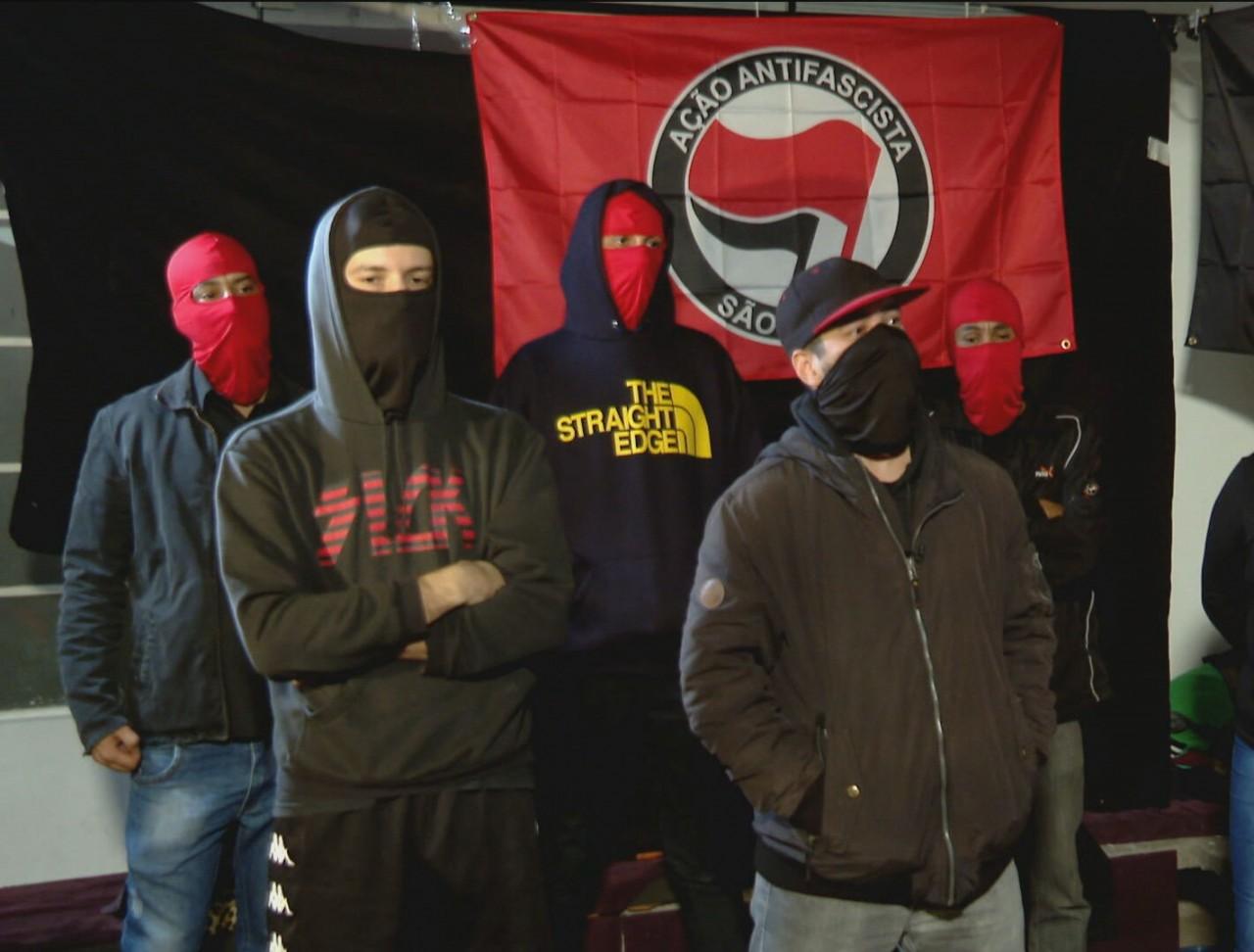 6491 A0DF9C266933EBFC - Em entrevista à CNN, 'Antifas' admitem usar violência em manifestações: 'Ato revolucionário'; VEJA VÍDEO