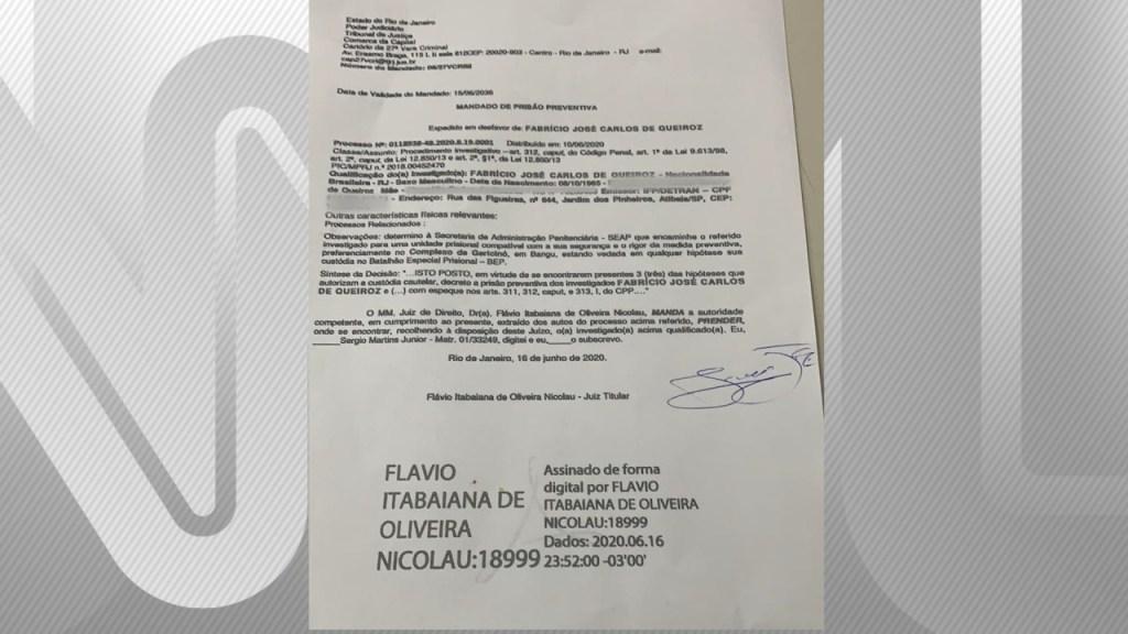 7286 1A2EDBD0D1A0861C 1024x576 - Fabrício Queiroz, ex-assessor de Flávio Bolsonaro, é preso em Atibaia, SP - VEJA VÍDEO