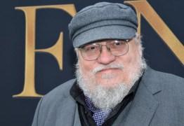 George R. R. Martin diz estar progredindo no novo livro de 'Game of Thrones'