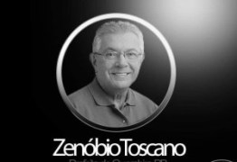 Tião Gomes lamenta morte de prefeito de Guarabira, Zenóbio Toscano