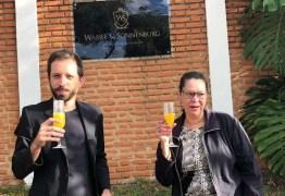 Filha de Olavo de Carvalho havia denunciado paradeiro de Queiroz em maio
