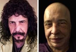 PREVENÇÃO: Benito Di Paula radicaliza e raspa cabelo e bigode para se proteger da Covid-19
