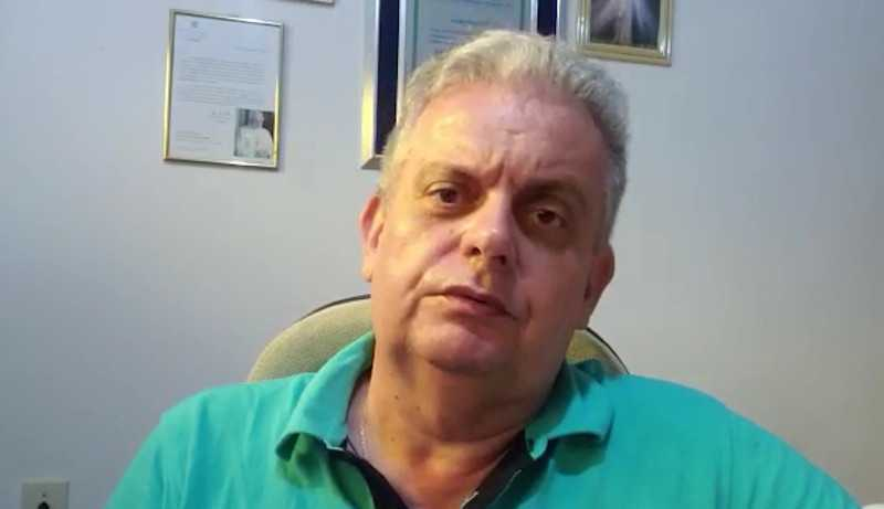 Bosco Carneiro - Deputado Bosco Carneiro comenta ações do Judiciário na Paraíba- VEJA VÍDEO