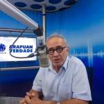 Cícero Lucena 2 - Cícero anuncia que tem planos de governo e que poderá contar com apoio de partidos de centro