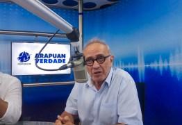 Cícero anuncia que tem planos de governo e que poderá contar com apoio de partidos de centro
