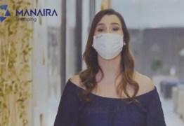 Manaira Shopping anuncia reabertura de parte de suas lojas – VEJA VÍDEO