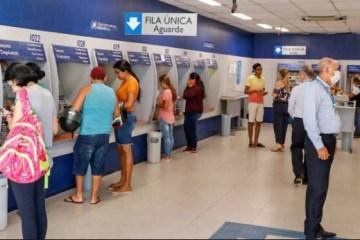 Capturaro - Bancos em Campina Grande não vão atender nesta segunda-feira (1°)