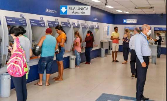 Bancos em Campina Grande não vão atender nesta segunda-feira (1°)