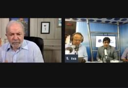 Ex-presidente Lula concede entrevista à Rádio Arapuan FM – ASSISTA