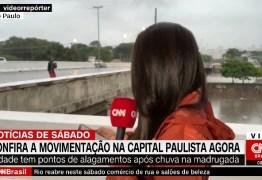 Repórter da CNN Brasil é assaltada ao vivo – VEJA VÍDEO