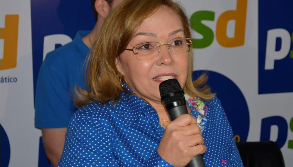 Eva Gouveia desistência - Ex-deputada Eva Gouveia testa positivo para o novo Coronavírus