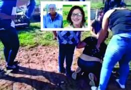 Filhas choram e pedem perdão durante enterro de mãe infectada por Covid-19 – VEJA VÍDEO