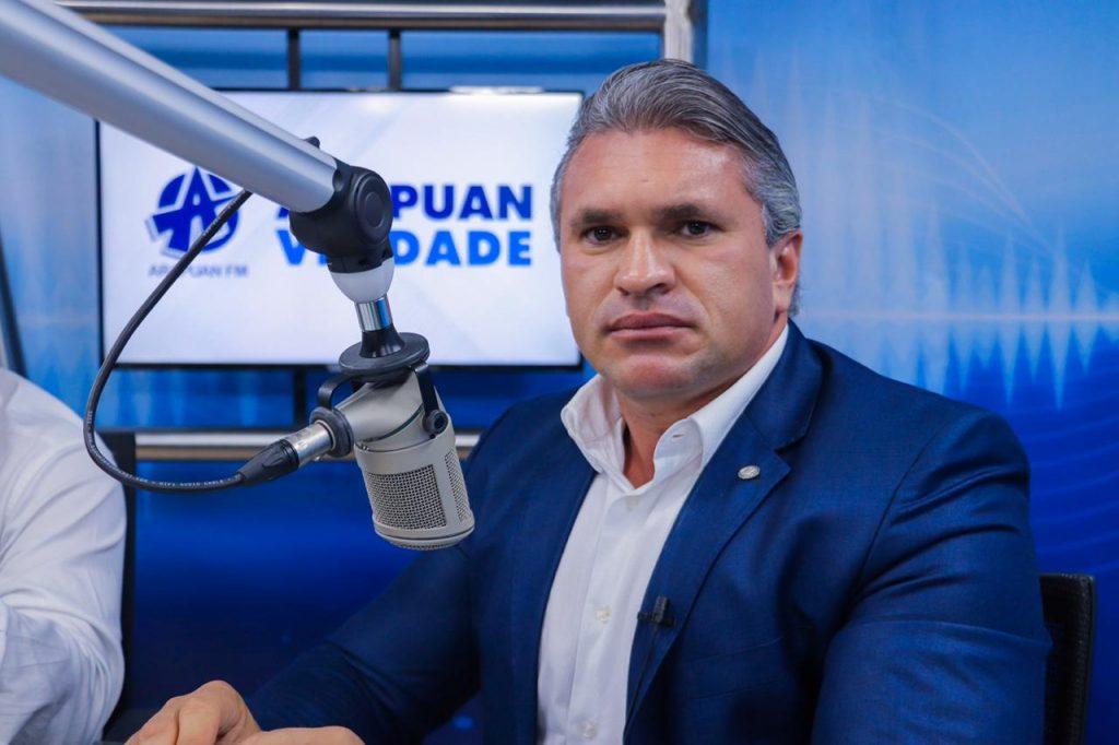 Julian Lemos 1024x682 1 - 'O PSL não pode ser coadjuvante': Julian Lemos admite pré-candidatura e justifica retirada de apoio a Nilvan Ferreira; OUÇA