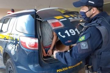 PRF prende jovem que derrubou idoso no chão e roubou R 280 que vítima havia sacado em lotérica na Paraíba 683x388 1 - PRF prende jovem que derrubou idoso no chão e roubou R$ 280, na Paraíba