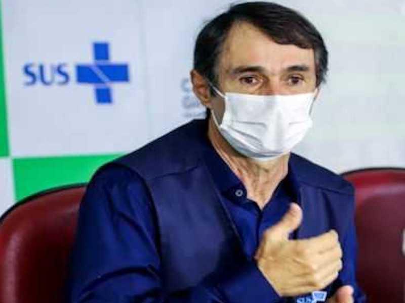 ROMERO 1 - POR QUE NÃO FAZER LOGO?: prefeito de Campina Grande defende eleições municipais em outubro