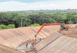 APÓS 12 ANOS DE OBRAS: águas do Rio São Francisco chegam nesta sexta ao Ceará