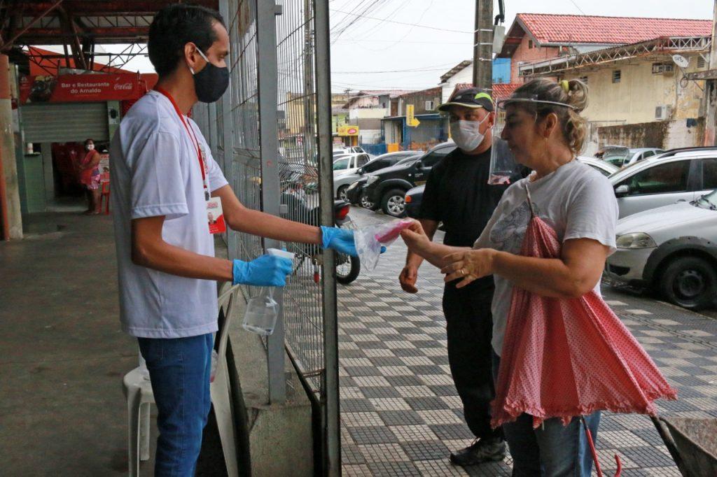 WhatsApp Image 2020 05 23 at 11.38.32 1024x682 1 - Governo da Paraíba distribuirá máscaras reutilizáveis em filas de bancos no Sertão
