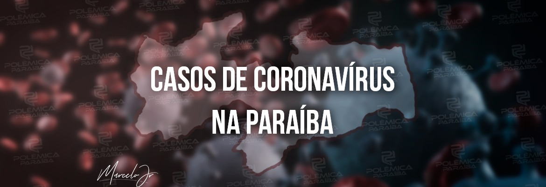 Paraíba chega a 16 mil infectados e registra mais 35 mortes por Covid-19