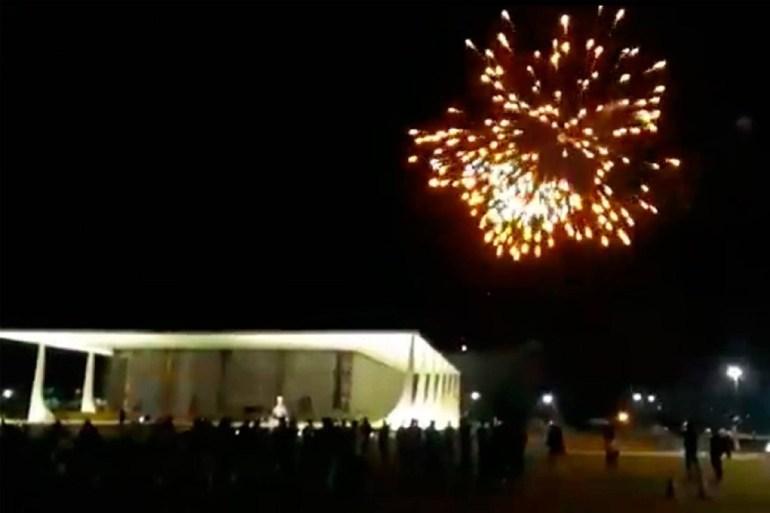 WhatsApp Image 2020 06 15 at 07.33.15 - Toffoli repudia ataque com fogos de artifício a Supremo Tribunal Federal