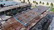 WhatsApp Image 2020 06 29 at 17.29.46 2 - Obras do hotel de Hulk à beira-mar de João Pessoa são retomadas - VEJA IMAGENS