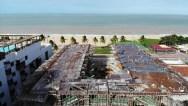 WhatsApp Image 2020 06 29 at 17.29.47 - Obras do hotel de Hulk à beira-mar de João Pessoa são retomadas - VEJA IMAGENS