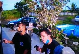 Usando fardas da Polícia Civil bandidos assaltam casa na zona rural de Cruz do Espírito Santo