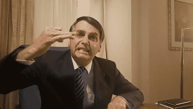 bolsonaro live globo marielle e1577588037839 - Gabinete de Bolsonaro tinha vaivém suspeito de dinheiro