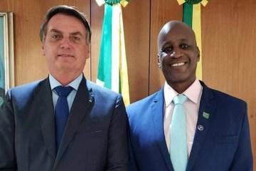 """bolsonaro sergio camargo e1591139420342 - Movimento negro é """"escória maldita"""", diz presidente da Fundação Cultural Palmares"""