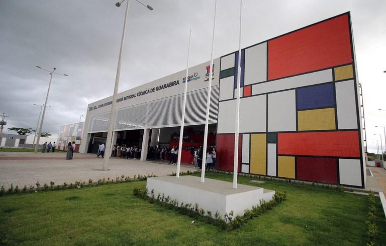 c5d93ab4 59bf 4abd 9987 f9b4ca9c665b - São José de Piranhas ganha Escola Técnica Padrão com obra orçada em 7 milhões