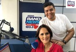 BandNews FM anuncia retorno de Rejane Negreiros à bancada a partir desta quarta-feira (1º)