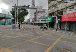 Relatório da STTP aponta redução de veículos no Centro de Campina Grande