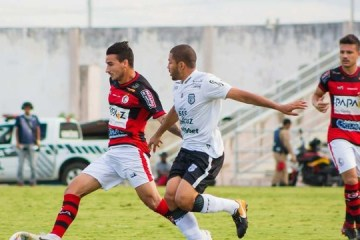campinense x treze samy oliveira campinense 16.02.20  - CAMPEONATO PARAIBANO: Campinense demite técnico após derrota para o Treze