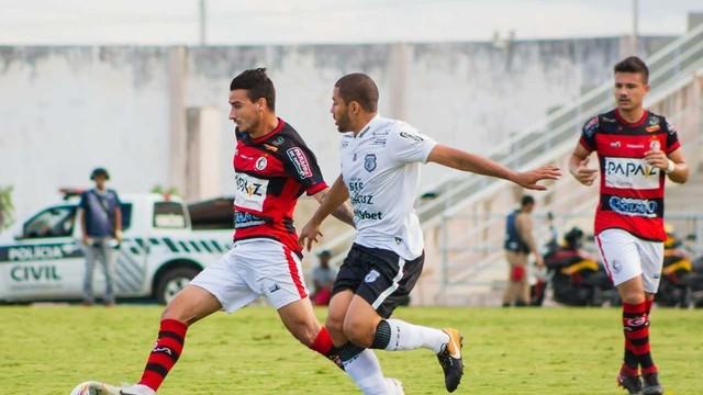 campinense x treze samy oliveira campinense 16.02.20  - Clubes de futebol de Campina Grande poderão retomar os treinos na quarta-feira