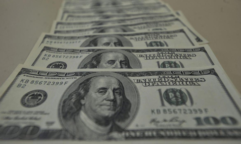 dolar 6 - Dólar tem forte queda e fecha em R$ 4,85